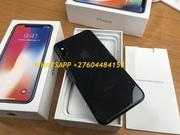 Apple iPhone X 64GB $ 450 iPhone X 256GB $500